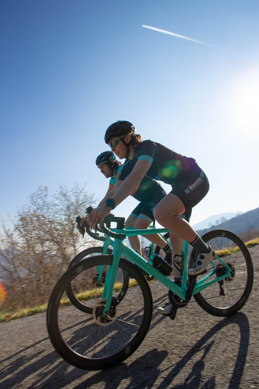 Bianchi specialissima disc 2021 test ride