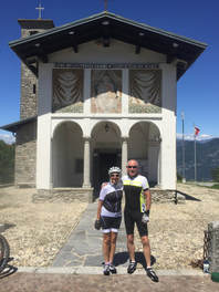 Madonna del Ghisallo Cycling Chapel